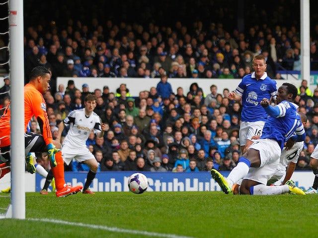 Result: Everton overcome Swansea