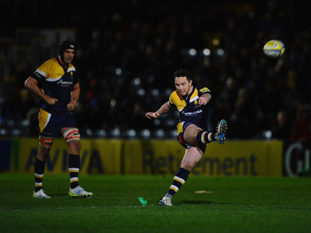 Result: Late Wasps try denies Worcester