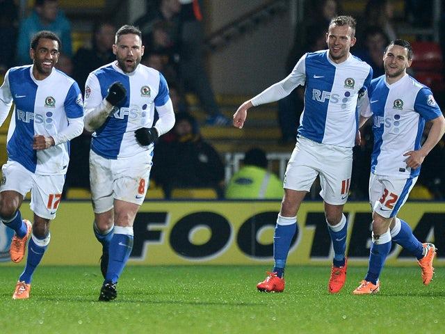 Result: Watford, Blackburn play six-goal thriller