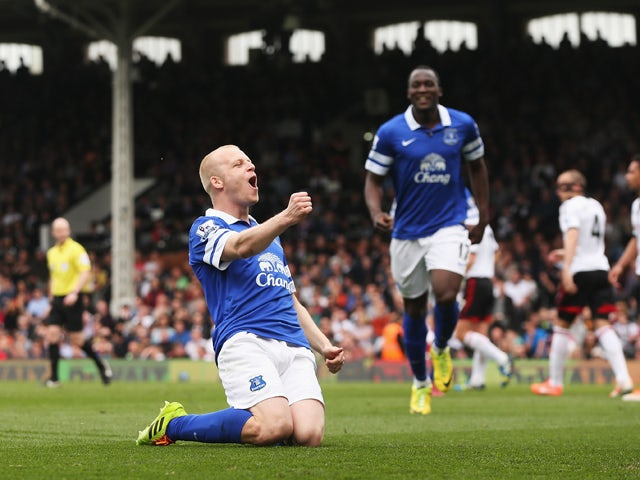 Result: Everton continue Champions League charge