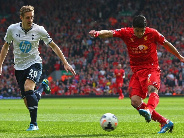 Result: Liverpool move top of Premier League