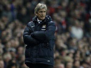 Pellegrini criticises Champions League draw