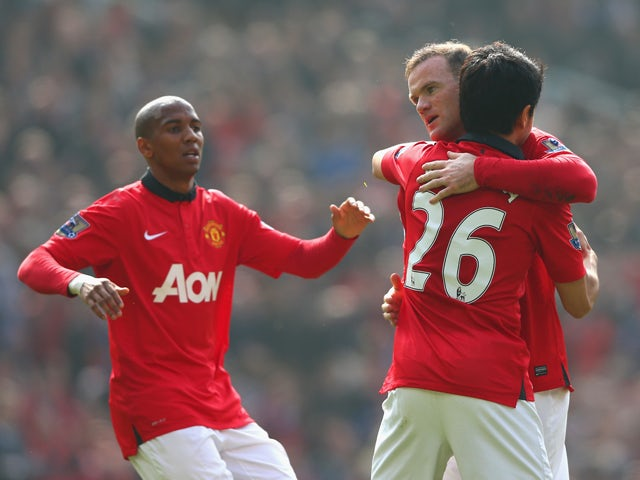 Result: Man United recover to beat Villa