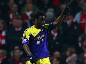 Report: Arsenal poised for Bony swoop