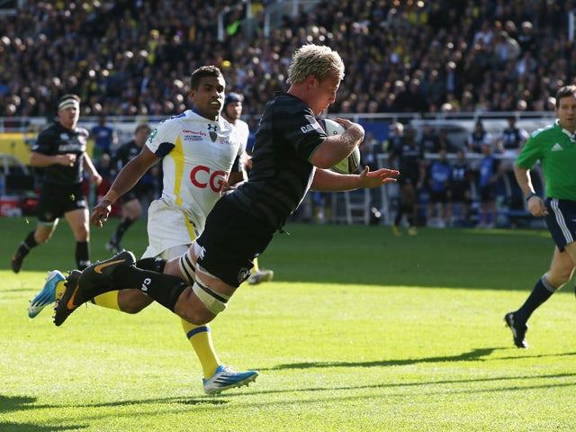 Result: Clermont knock Leicester out of Heineken Cup