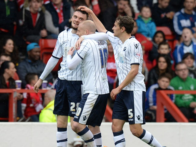 Result: Millwall edge past Forest