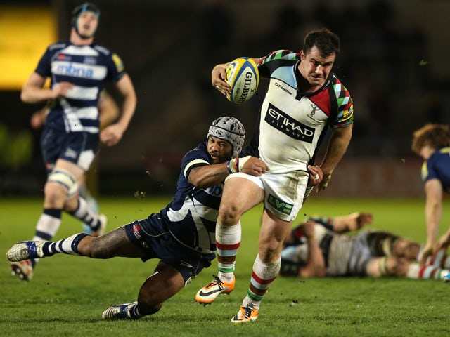Result: Quins too strong for Sale