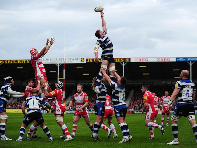 Result: Two red cards cost Gloucester