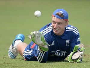 England's Buttler reprimanded by ECB