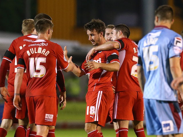 Result: Crawley ease relegation fears with Rovers win