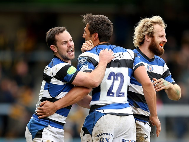 Result: Bath beat London Wasps in semi-final