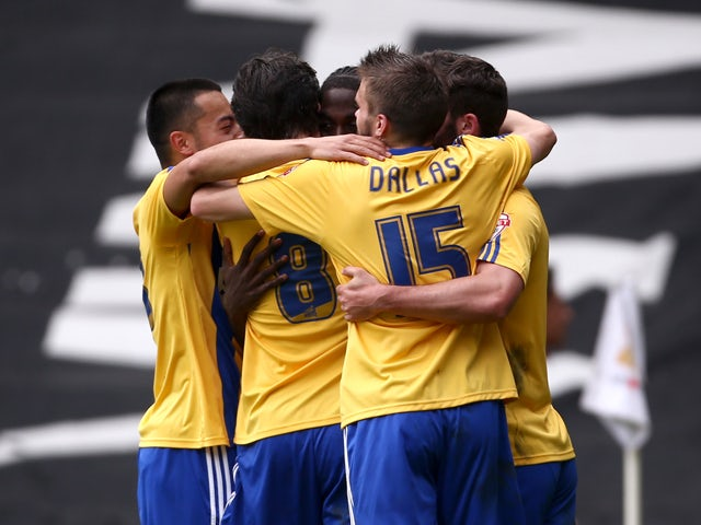 Result: Brentford round off season with victory