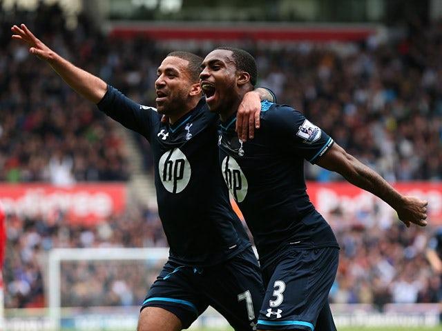 Result: Spurs beat 10-man Stoke