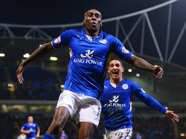 Result: Dyer strike seals title for Leicester
