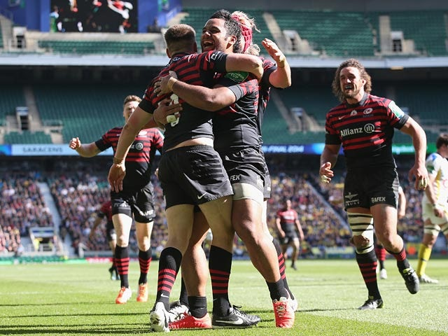 Result: Saracens narrowly beat Sale