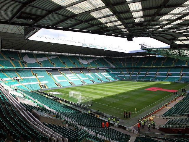 A general view of the inside of Celtic Park prior to the Clydesdale Bank Scottish Premier League match between Celtic and Dundee on September 22, 2012