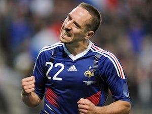 Platini to punish Ribery for France snub