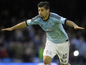 Nolito wants to improve goal tally