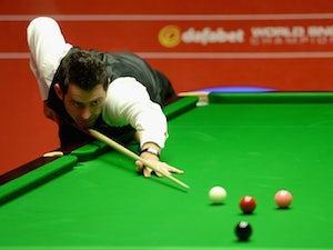 Ronnie O'Sullivan focused on World Championship