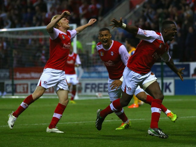 Result: Agard grabs winner for Rotherham