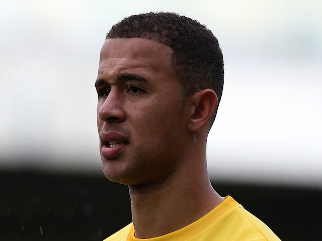Ashley Vincent of Port Vale in action during the npower League Two match between Northampton Town and Port Vale at Sixfields Stadium on October 27, 2012