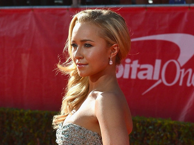 Actress Hayden Panettiere arrives at the 2012 ESPY Awards at Nokia Theatre L.A. Live on July 11, 2012
