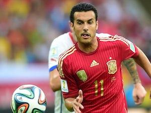 Pedro 'still not in full flow'