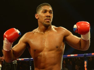 Result: Joshua stops Airich in three rounds