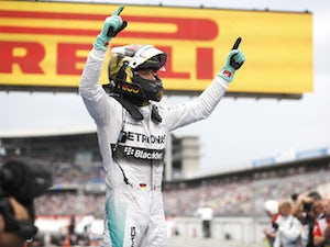 Rosberg positive after Monza result