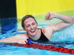 Result: GB's Miley grabs place in 200m fly semis