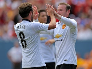 Juan Mata: 'Facing Rooney will be weird'