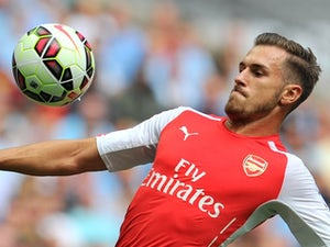 Wenger: 'Ramsey has chance of playing'