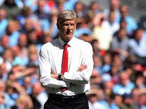 Wenger frustrated with Man City draw