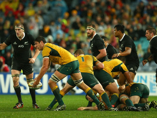 Result: Australia, New Zealand kick to draw