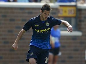 Man City's Zuculini joins Verona on loan