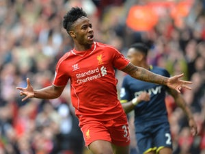 Team News: Sterling starts for Liverpool