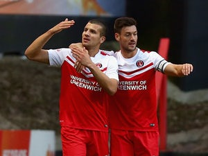 Half-Time Report: Bikey heads Charlton into half-time lead