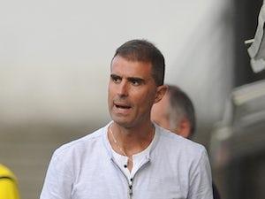 Eibar confirm Gaizka Garitano exit
