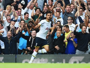 Chadli happy with 'second chance'