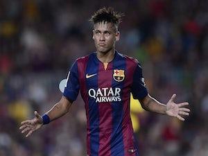 Result: Neymar brace seals Barca win