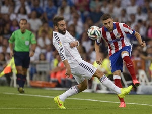 Carvajal thanks Spain teammates