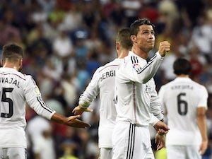 Half-Time Report: Madrid derby level at the break
