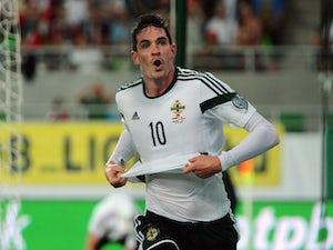 Kyle Lafferty 'enters talks with Hearts'