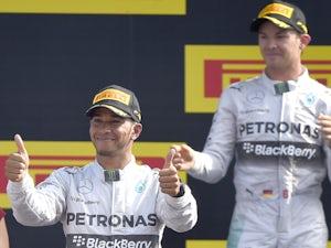 Hamilton: 'I knew I could put Rosberg under pressure'