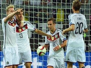 Match Analysis: Germany 2-1 Scotland