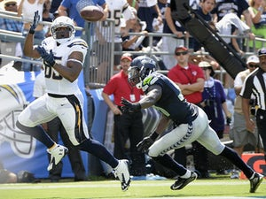 Half-Time Report: Gates scores put Chargers in control