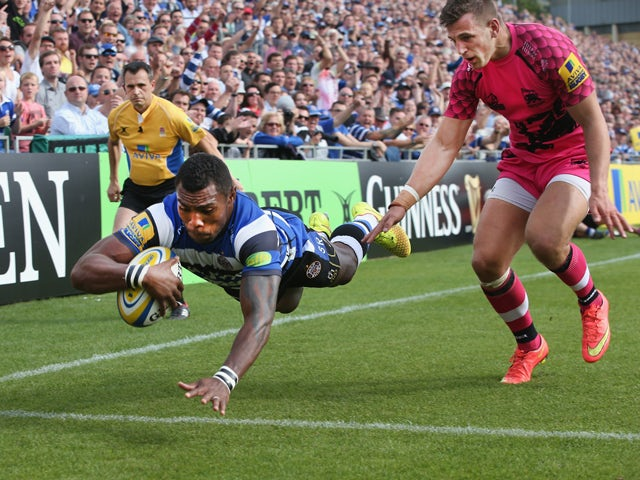Result: Bath too strong for London Welsh