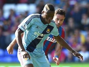 Sakho happy with West Ham start