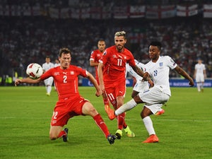 Sterling hails new England set-up