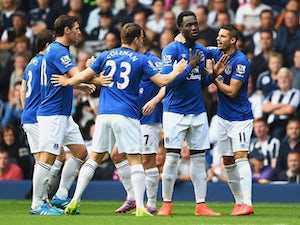 Live Commentary: West Brom 0-2 Everton - as it happened